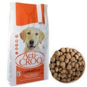 ACTI-CROQ Dog Lamb & Rice 20kg