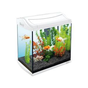Akvárium set Tetra AquaArt bílý 35 x 25 x 35 cm 30l
