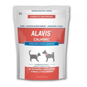 Alavis Calming pro psy a kočky 30tbl