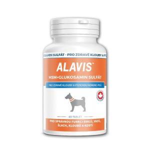 Alavis MSM + Glukosamin sulfát 60 tab