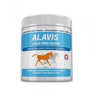 Alavis MSM pro koně 600g (EXPIRACE 12/2020)