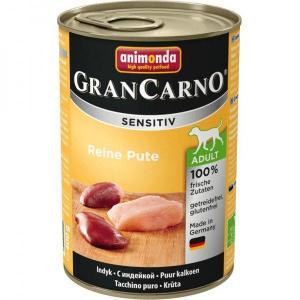 Animonda Grancarno Sensitiv čisté krůtí 400 g