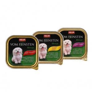 ANIMONDA paštika ADULT - drůbež, těstoviny pro psy 150g