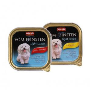 ANIMONDA paštika LIGHT LUNCH - krůta+šunka pro psy 150g