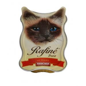 ANIMONDA paštika Rafiné Petit - se srdcem pro kočky 85g