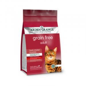 ARDEN GRANGE Adult Cat with fresh Chicken & Potato grain free 8 kg
