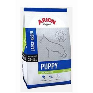 Arion Dog Original Puppy Large Chicken Rice 12kg + DOPRAVA ZDARMA