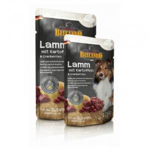 BELCANDO Lamb with potatoes & cranberries 125 g