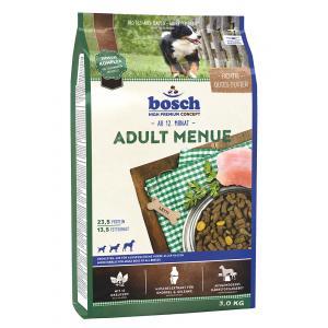 Bosch Adult menue 3 kg NEW