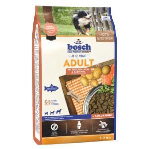 Bosch Adult Salmon & Potato 3 kg New