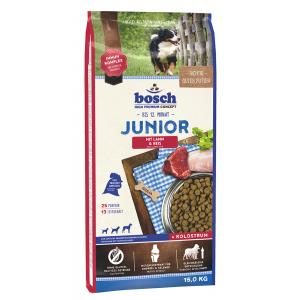Bosch Junior Lamb & Rice 15 kg NEW