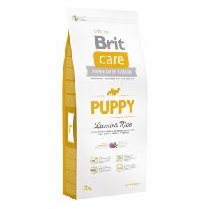 Brit Care Dog Puppy Lamb 12kg