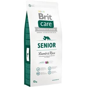 Brit Care Dog Senior Lamb 12kg + DOPRAVA ZDARMA