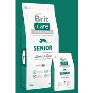 Brit Care Dog Senior Lamb 3kg