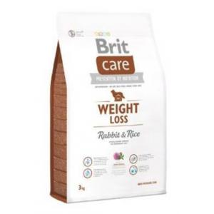 Brit Care Dog Weight Loss Rabbit 3kg