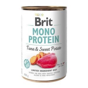 Brit Dog Mono Protein Tuna & Sweet Potato 400g