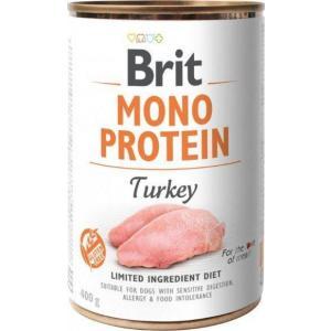Brit Dog Mono Protein Turkey 400g