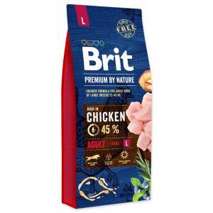 Brit Premium by Nature Adult L 8 kg