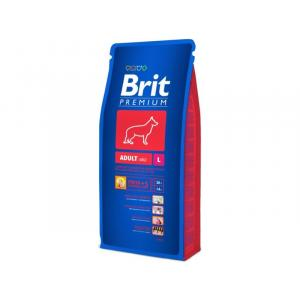 BRIT Premium Dog Adult L 15 kg