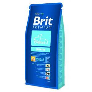 BRIT Premium Dog Puppies 15 kg