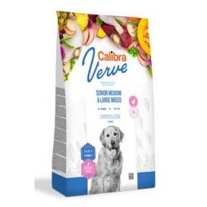 Calibra Dog Verve GF Senior M&L Chicken&Duck 2kg