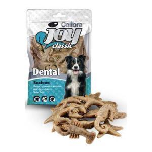 Calibra Joy Dog Classic Dental Sea Food 70g NEW