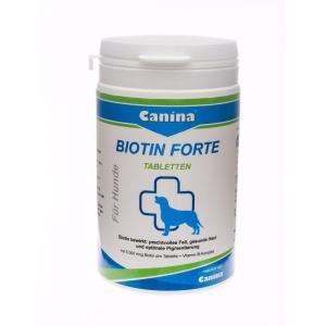 Canina Biotin Forte 60tbl