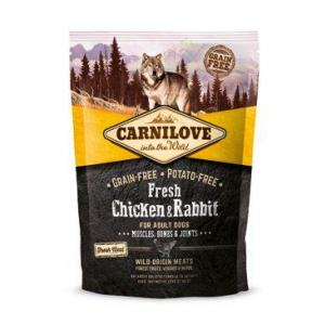 Carnilove Dog Fresh Chicken & Rabbit for Adult 1,5kg