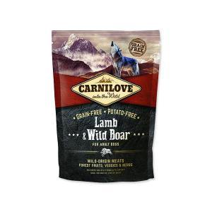 Carnilove Dog Lamb & Wild Boar for Adult 1,5kg