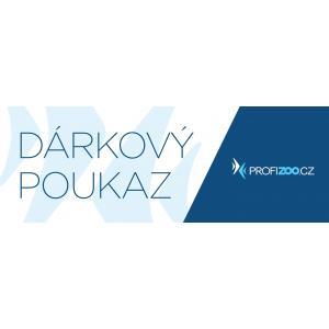 Dárkový poukaz Profizoo.cz v hodnotě 1000 Kč