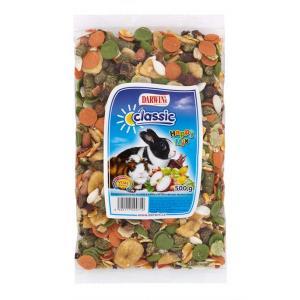 DARWINS CLASSIC pro morčata a králíky - happy mix 500g