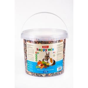 DARWINS morče, králík happy mix 2,2 kg