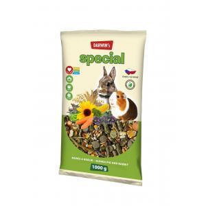 DARWINS morče, králík special 1000 g