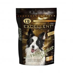 DELIKAN CD Excellent rabbit 3 kg