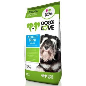 Dog´s love Adult Mini 10 kg