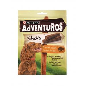 ECO PACK ADVENTUROS Sticks 6 x 120g