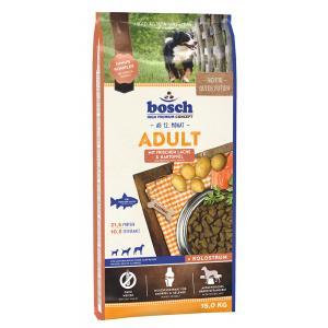 ECO PACK Bosch Adult Salmon & Potato 2 x 15 kg New