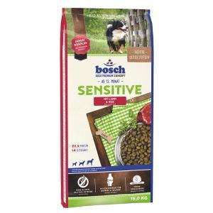 ECO PACK Bosch Sensitive Lamb & Rice 2 x 15 kg New