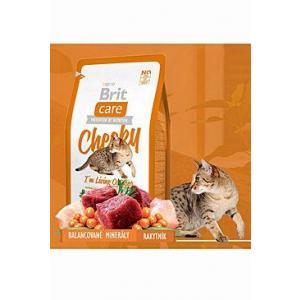 ECO PACK Brit Care Cat Cheeky I´m Living Outdoor 2 x 7kg