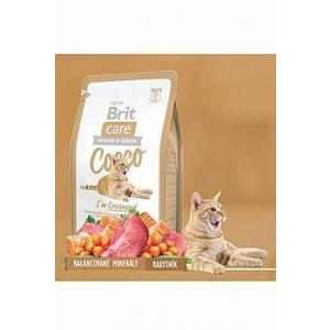 ECO PACK Brit Care Cat Cocco I'm Gourmed 2 x 7kg
