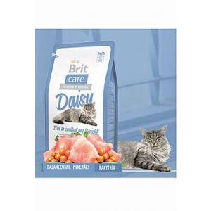 ECO PACK Brit Care Cat Daisy I've to control my Weight 2 x 7kg