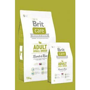 ECO PACK Brit Care Dog Adult Small Breed Lamb & Rice 2 x 7,5kg