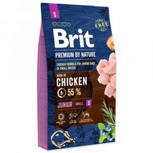 ECO PACK Brit Premium by Nature Junior S 2 x 8 kg