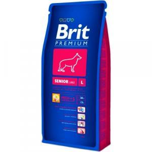 ECO PACK Brit Premium Dog Senior L 2 x 15 kg + DOPRAVA ZDARMA