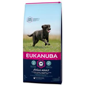 ECO PACK Eukanuba Adult Large Breed 2 x 15 kg