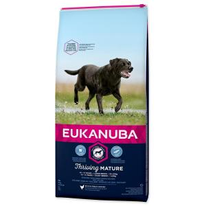 ECO PACK Eukanuba Mature & Senior Large Breed 2 x 15 kg