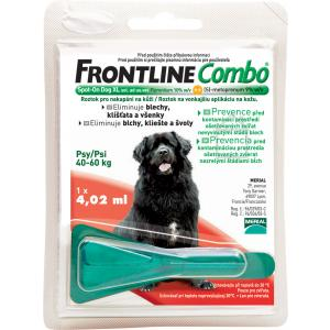 ECO PACK Frontline Combo spot on dog XL 1x4,02ml 10 KS