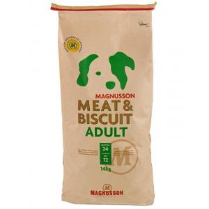 ECO PACK Magnusson Meat&Biscuit Adult 2 x 14kg + DOPRAVA ZDARMA