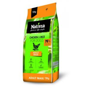 ECO PACK Nativia Adult Maxi 2 x 15 kg