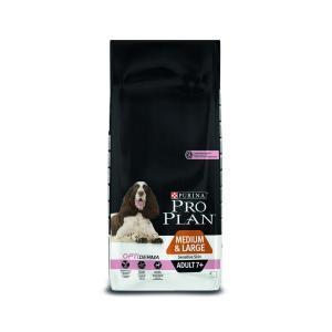 ECO PACK Pro Plan Medium & Large Adult 7+ Sensitive Skin 2 x 14kg
